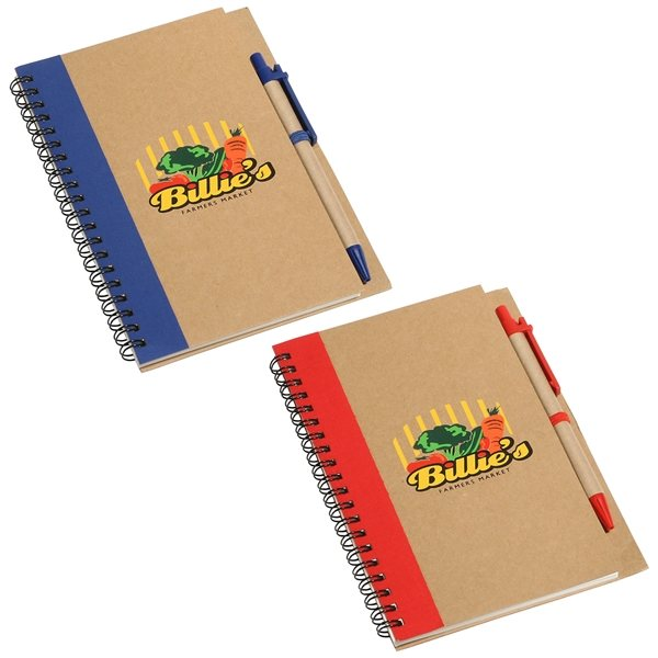 Promotional Promo Note Write Recycled Notebook
