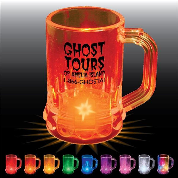 Promotional 1.25 oz Blinking Mini Mug