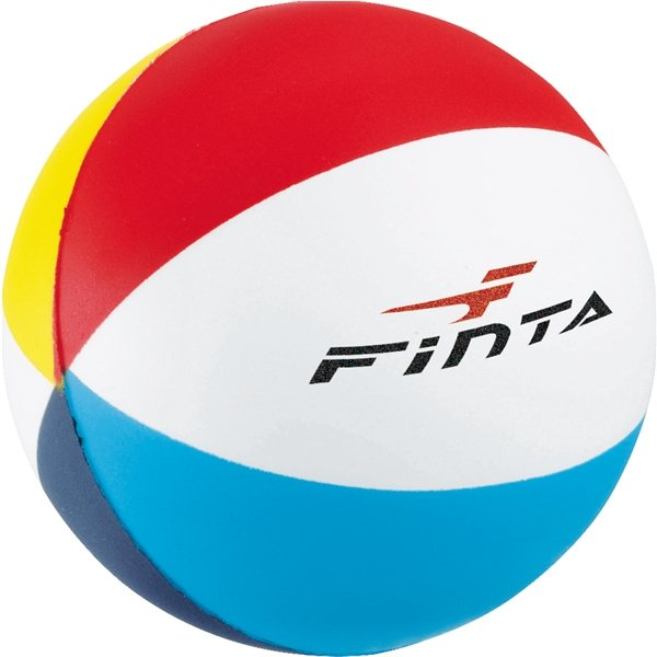 Promotional Beach Ball Stress Reliever