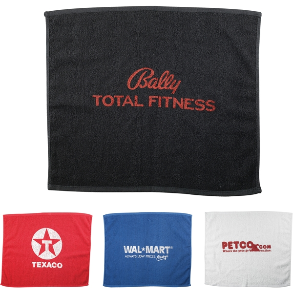 Promotional Custom Go Go Rally Towel With Multi Color Choices
