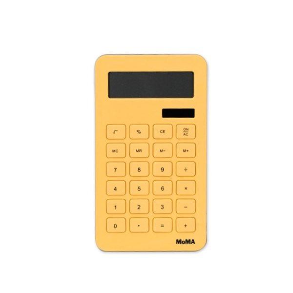 Promotional MoMA Calculator