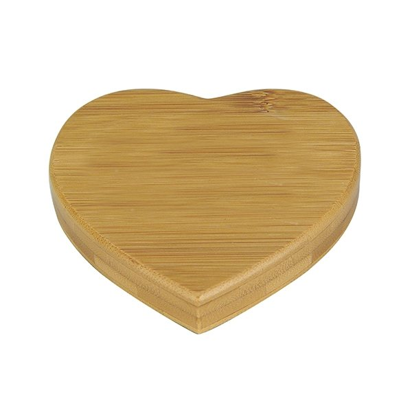 Promotional Bamboo Heart