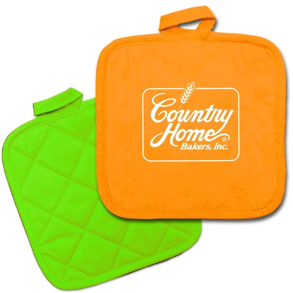 Promotional Kitchen Bright Potholder