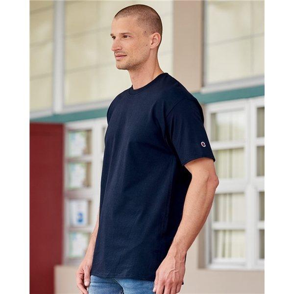 Promotional Champion Short Sleeve Tagless T Shirt
