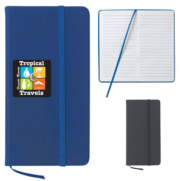 Promotional 3 X 6 Journal Notebook