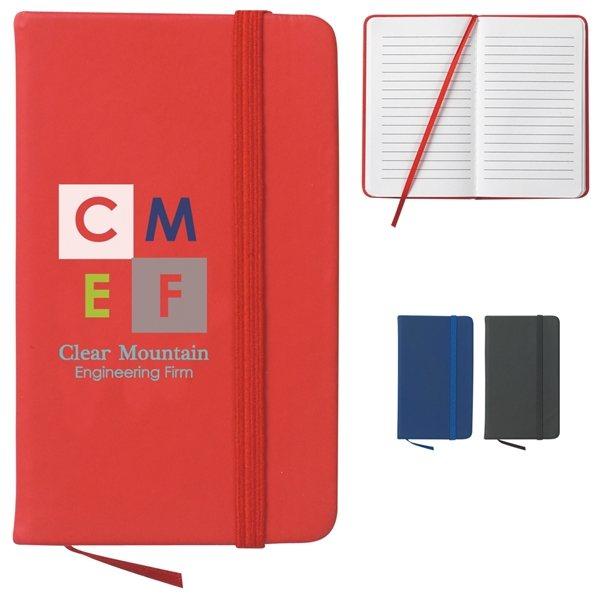 Promotional 3 X 5 Journal Notebook