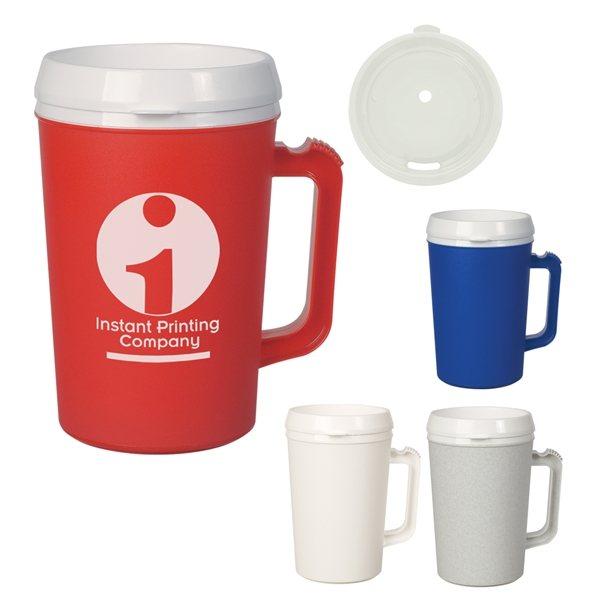 Promotional 34 oz Thermo Insulated Mug