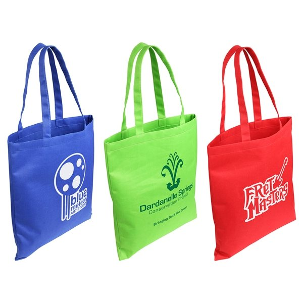 Promotional Gulf Breeze Recycled P.E.T. Tote Bag