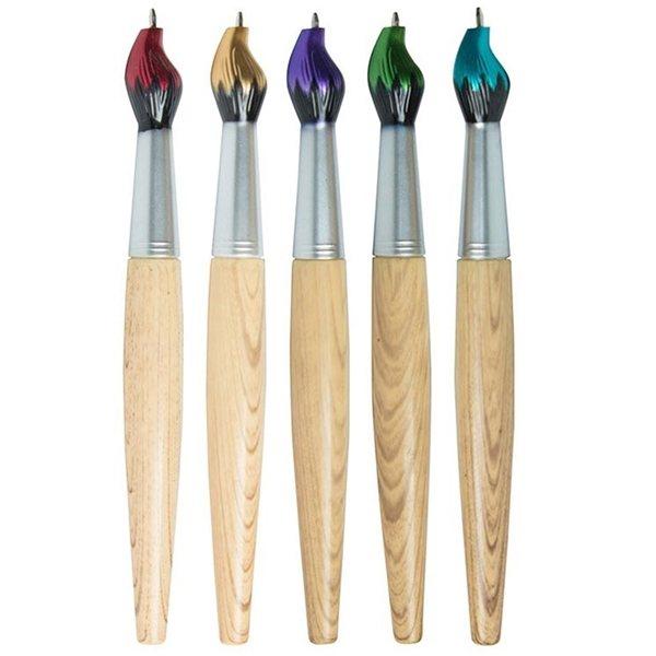 Promotional Custom Paint Brush Ball Pen
