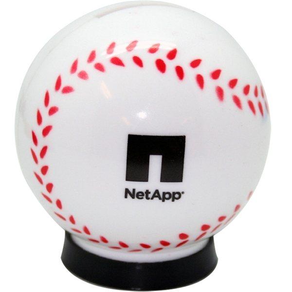 Promotional Baseball Coin Bank