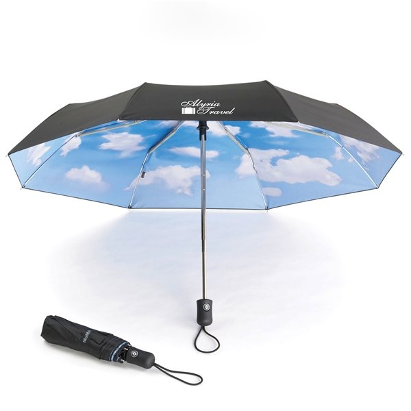 Promotional MoMA Sky Umbrella Collapsible