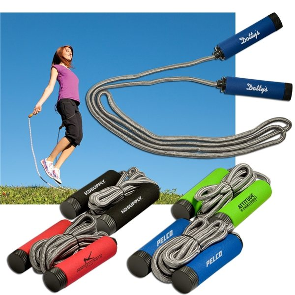 Promotional Champions Jump Rope