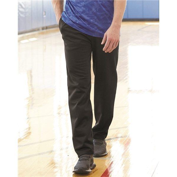 Promotional Badger - BT5 Moisture - management Open Bottom Sweatpants