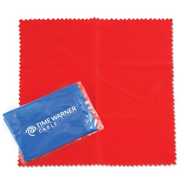 Promotional Handi Microfiber Cleaning Wipe