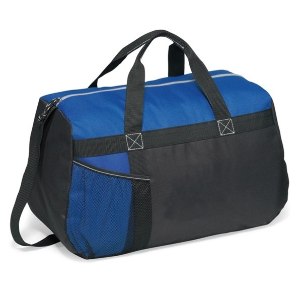Promotional Sequel Sport Bag - Royal Blue