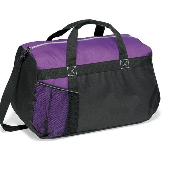 Promotional Sequel Sport Bag - Purple