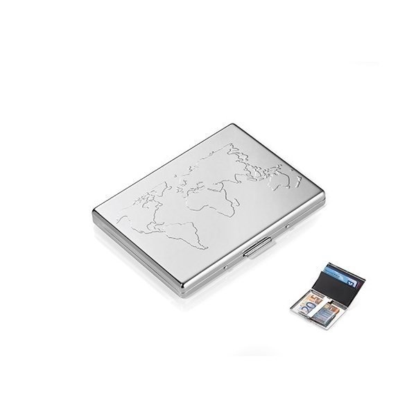 Promotional Troika World Credit Card Case