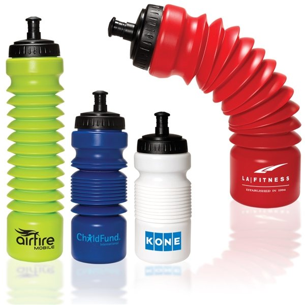 Promotional Accordion Water Bottle