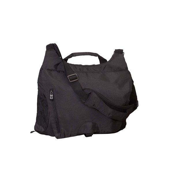 Promotional BAGedge Unisex Messenger Tech Bag