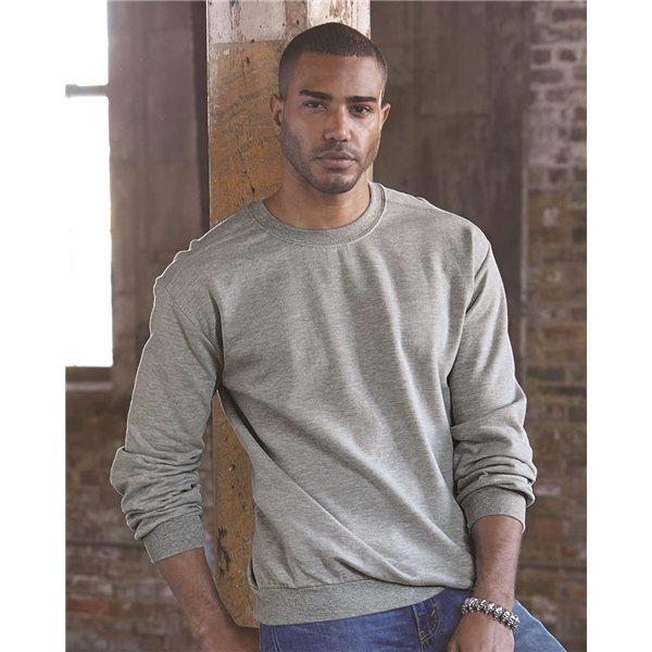 Promotional Anvil Combed Ringspun Fashion Crewneck Sweatshirt