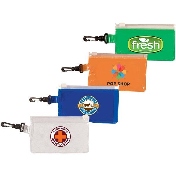Promotional Clip n Go Bag, Full Color Digital