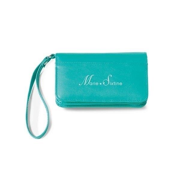 Promotional Lexi Wristlet Wallet - Turquoise