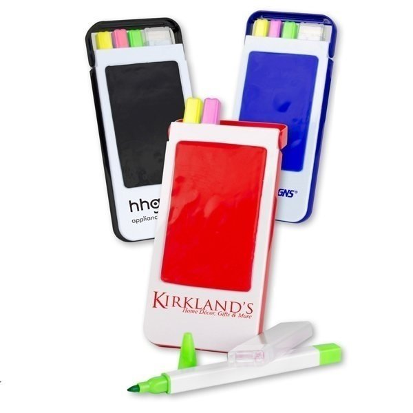 Promotional Phone Holder W / Highlighters