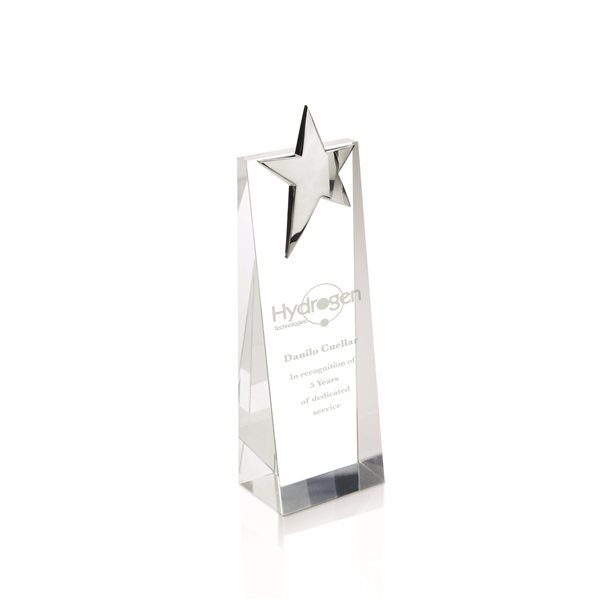 Promotional Zenith Award - Vertical Medium