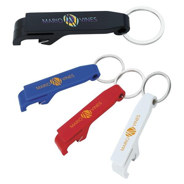 plastic bottle opener keychain promotional merchandise multi function keychains. Black Bedroom Furniture Sets. Home Design Ideas