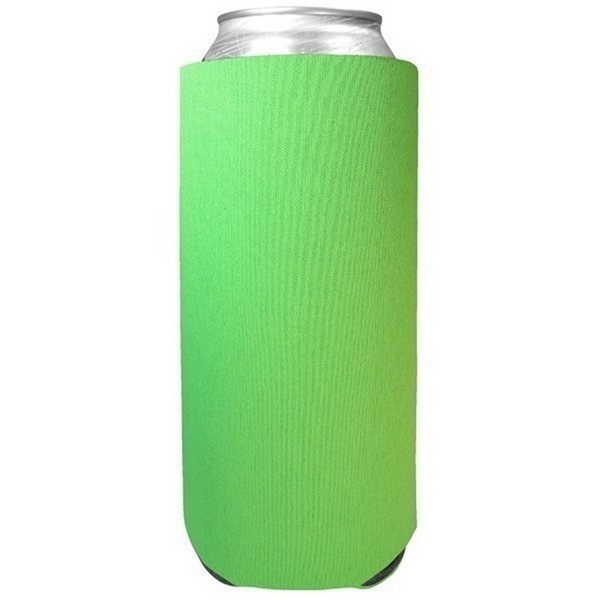 Tall Can Cooler ~ Oz tall boy coolie advertising specialties koozie