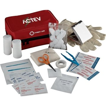 Promotional StaySafe Travel First Aid Kit