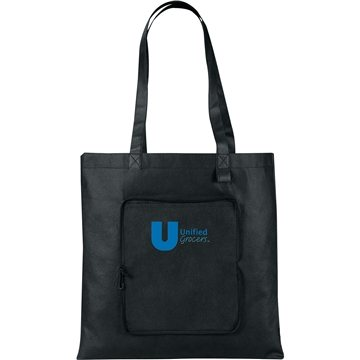 Promotional PolyPro Foldable Tote