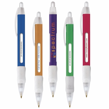 Promotional BIC(R) WideBody(R) Message Pen Colors
