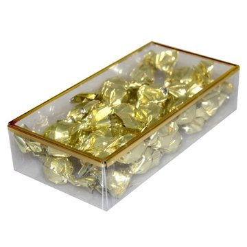 Promotional Golden Favorite Box with Truffles