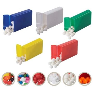 Promotional Flip Top Plastic Case
