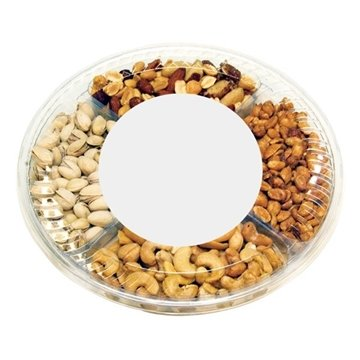 Promotional Four Way Nut Tray