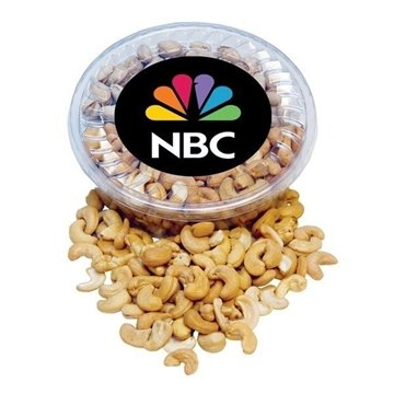 Promotional Designer Plastic Tray with Cashews Pistachios