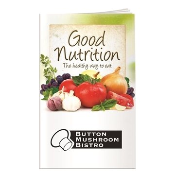 Promotional Better Book Mission Good Nutrition