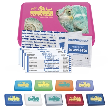 Promotional Compact First Aid Kit