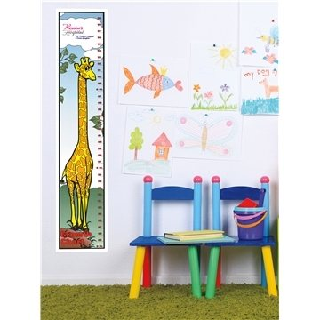 Promotional Giraffe Growth Chart