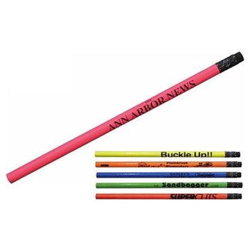 Promotional Fluorescent Pencil