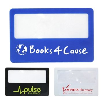 Promotional Wallet Magnifier With Case