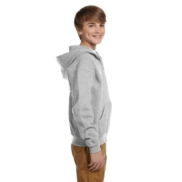 Promotional Jerzees Youth 8 oz NuBlend(R) 50/50 Full - Zip Hood