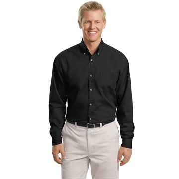 Promotional Port Authority Tall Long Sleeve Twill Shirt