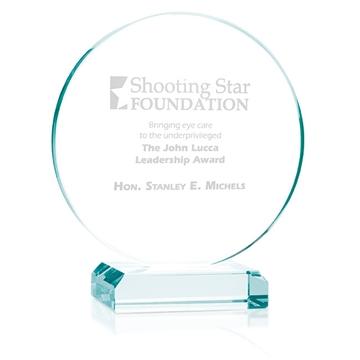Promotional Round Award - Large