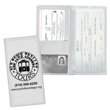 Promotional VIP Passport Case