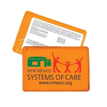 Promotional Thumb - Notch Card Holder
