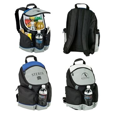 Promotional Coolio - 16- Can Backpack Cooler