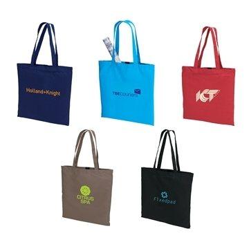 Promotional negozio-colored-cotton-tote