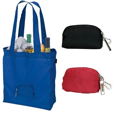 Promotional Compatto - Foldable Tote